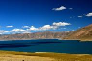 西藏当惹雍错图片(6张)