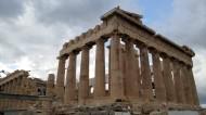 希腊雅典卫城风景图片(15张)