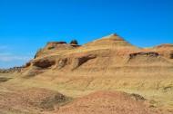 新疆克拉玛依魔鬼城风景图片(11张)