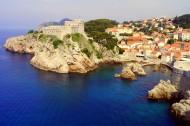 克罗地亚共和国杜布罗夫尼克城市风景图片(11张)