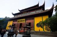 杭州西湖灵隐寺图片(14张)