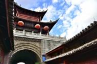 云南拱辰楼风景图片(10张)