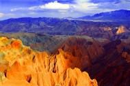 新疆努尔加大峡谷风景图片(13张)