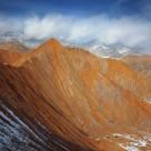 新疆硫磺沟雅丹地貌风景图片(9张)