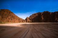 新疆温宿大峡谷风景图片(16张)