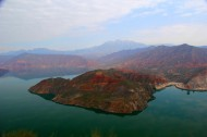 青海坎布拉国家森林公园风景图片(14张)