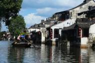 浙江西塘古镇风景图片(18张)