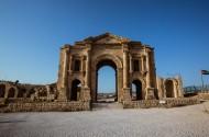 约旦佩特拉建筑风景图片(10张)