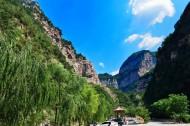 山西太岳山风景图片(18张)