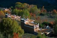 四川甲居藏寨风景图片(8张)