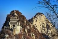 陕西华山风景图片(11张)