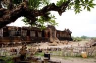 老挝瓦普神庙风景图片(21张)