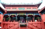 四川流米寺风景图片(13张)