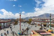西藏建筑风景图片(10张)