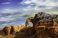 内蒙古黑城风景图片(7张)