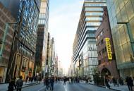 日本东京建筑风景图片(8张)