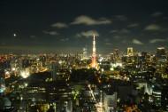 日本东京的夜景图片(11张)