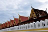 柬埔寨皇宫风景图片(16张)