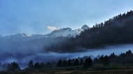 西藏鲁朗风景图片(8张)