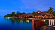马来西亚仙本那风景图片(12张)