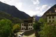 四川丹巴藏寨风景图片(8张)