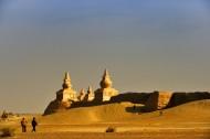 内蒙古额济纳黑水城风景图片(12张)