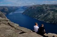 挪威风景图片(15张)