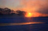 吉林雾凇岛风景图片(13张)