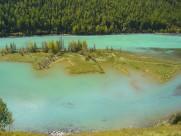 新疆喀纳斯风景图片(12张)