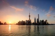 上海外滩的早晨风景图片(10张)