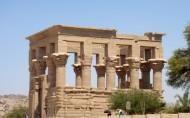 埃及阿布辛贝神庙风景图片(10张)