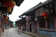 四川恩阳古镇风景图片(8张)