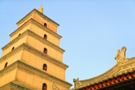西安大雁塔图片(10张)