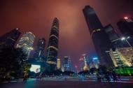广东广州海心沙夜景图片(12张)