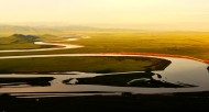 九曲黄河第一湾风景图片(11张)