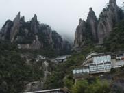 江西三清山风景图片(20张)