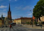 瑞典首都斯德哥尔摩风景图片(22张)