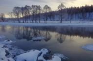 内蒙古阿尔山国家森林公园冬景图片(17张)