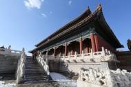 北京故宫雪景图片(12张)