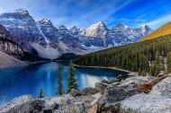 加拿大班芙国家公园图片(11张)