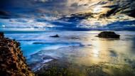 澳大利亚摩林顿半岛海滩风景图片(15张)