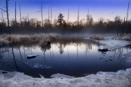 吉林长白山魔界风景图片(9张)