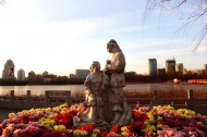 北京莲花池公园风景图片(13张)