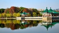 湖北武汉东湖风景图片(18张)