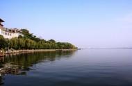 四川西昌邛海风景图片(5张)