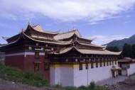 甘肃郎木寺风景图片(13张)