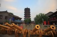 河北唐山滦州古城风景图片(11张)
