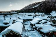 哈尔滨雪乡风景图片(15张)