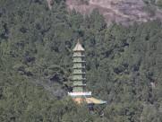 香山公园风景图片(10张)