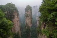 湖南张家界风景图片(12张)